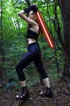 Star Wars - Sith girl