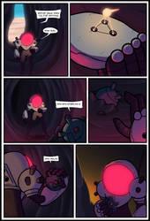 Sci-Fi comic Page 3 by HeyGeronimo