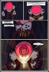 Sci-Fi comic page 4 by HeyGeronimo