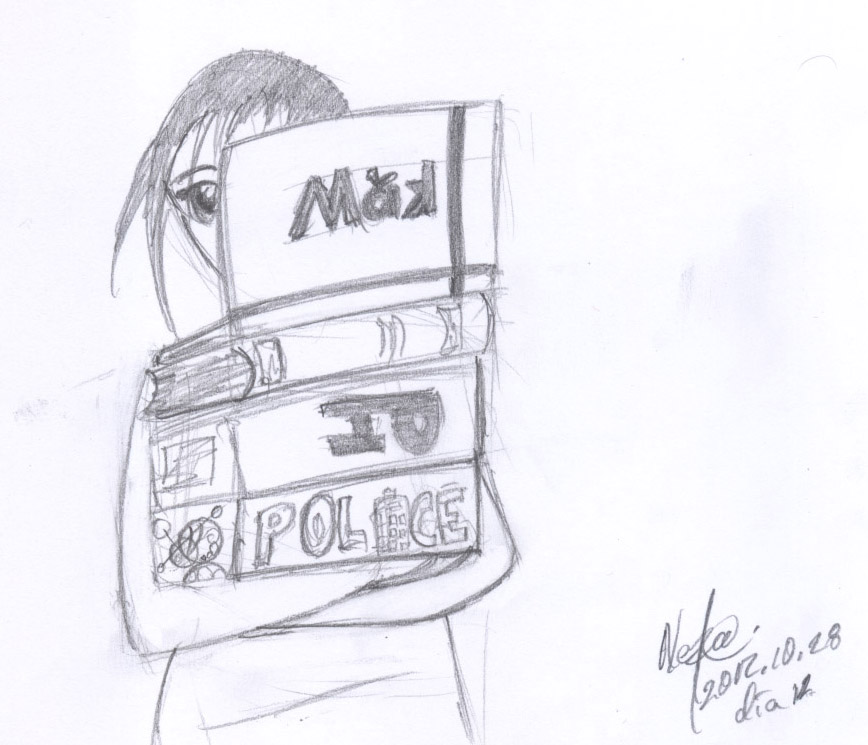 30 day Drawing challenge: day 12 by Netzai
