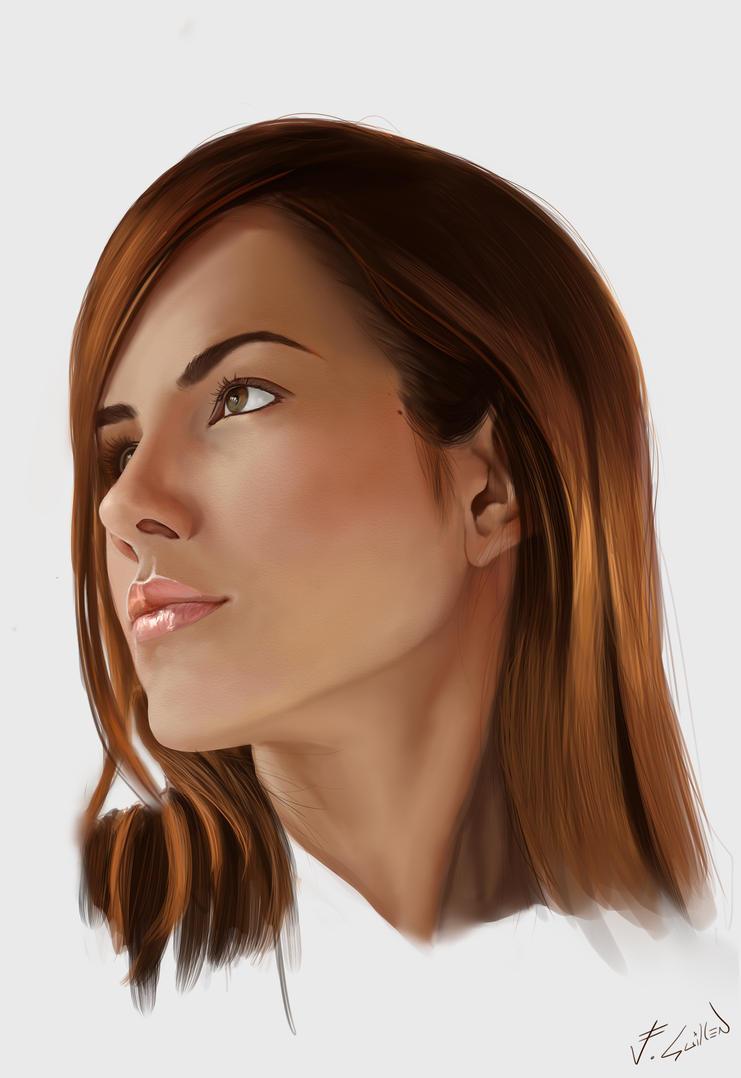 Portrait Study by Zeth-09