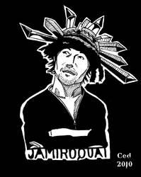 Jamiroquai by Cedos