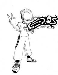 B-Boy by Cedos
