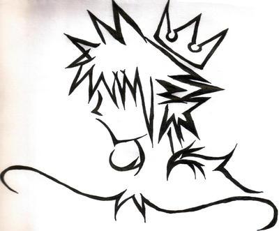King Sora by KingRoxas