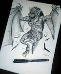 Camazotz, Deadly God of Bats