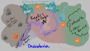 Map of Oneirataxia