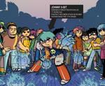 The 8th evil ex: Johnny 8-bit