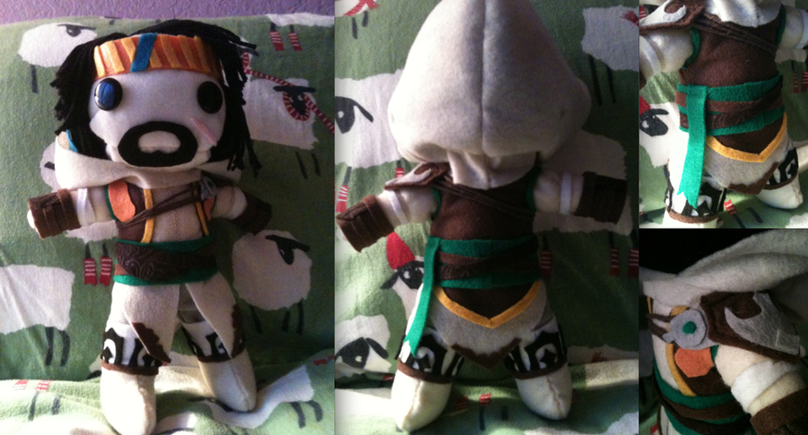 Yusuf Tazim Plushie Completed by SuperiorMushroom