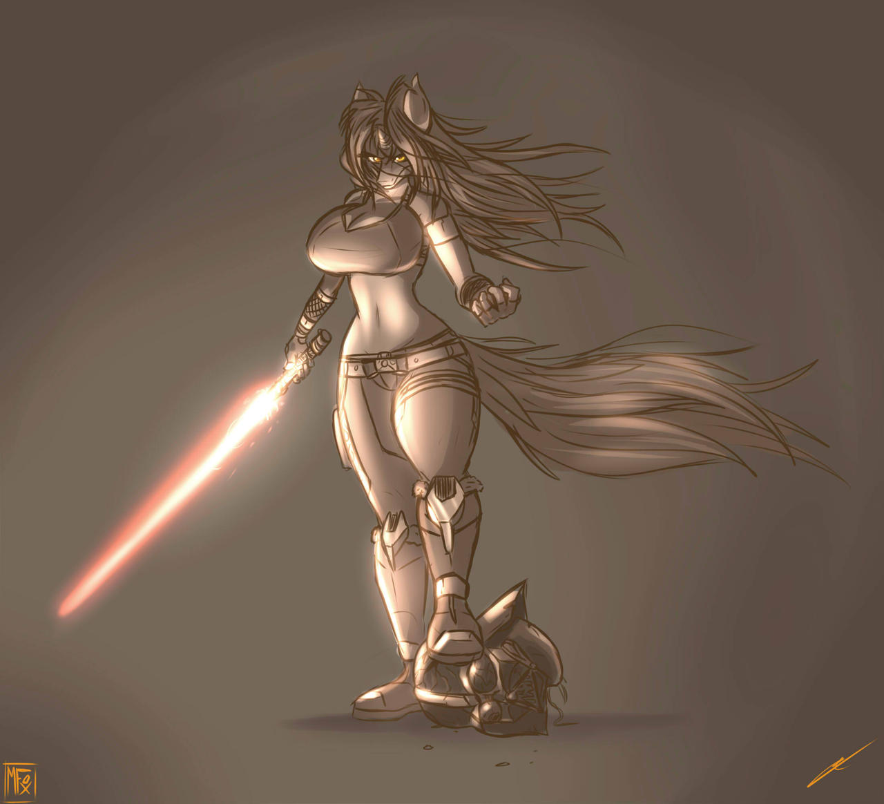 Fall of the Empire by metalfoxxx