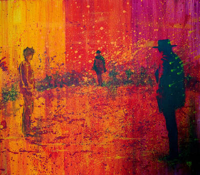 The Trio by Arehara