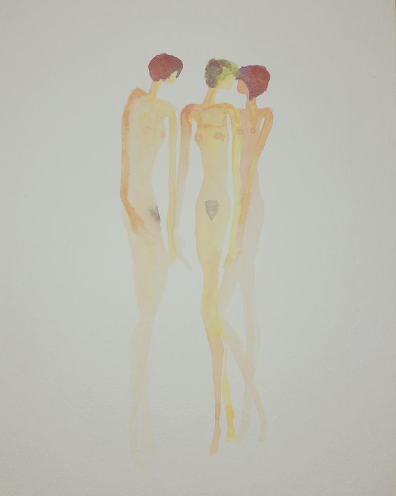 Girls by Volhovsky