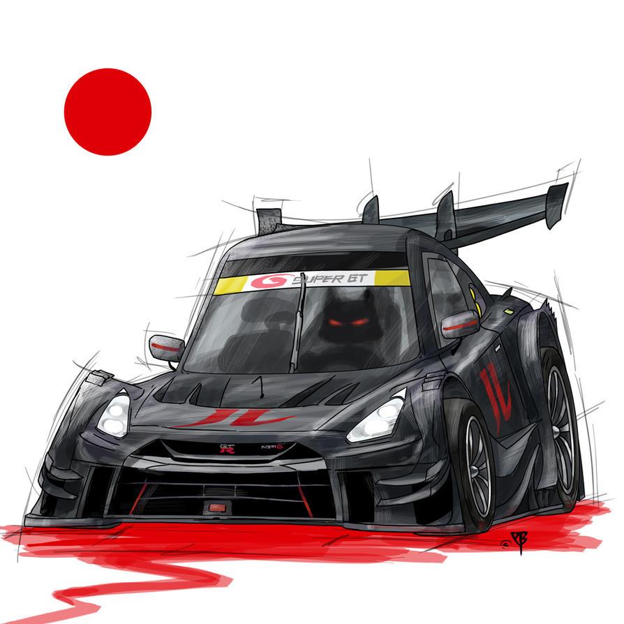 Nissan GTR by Volhovsky