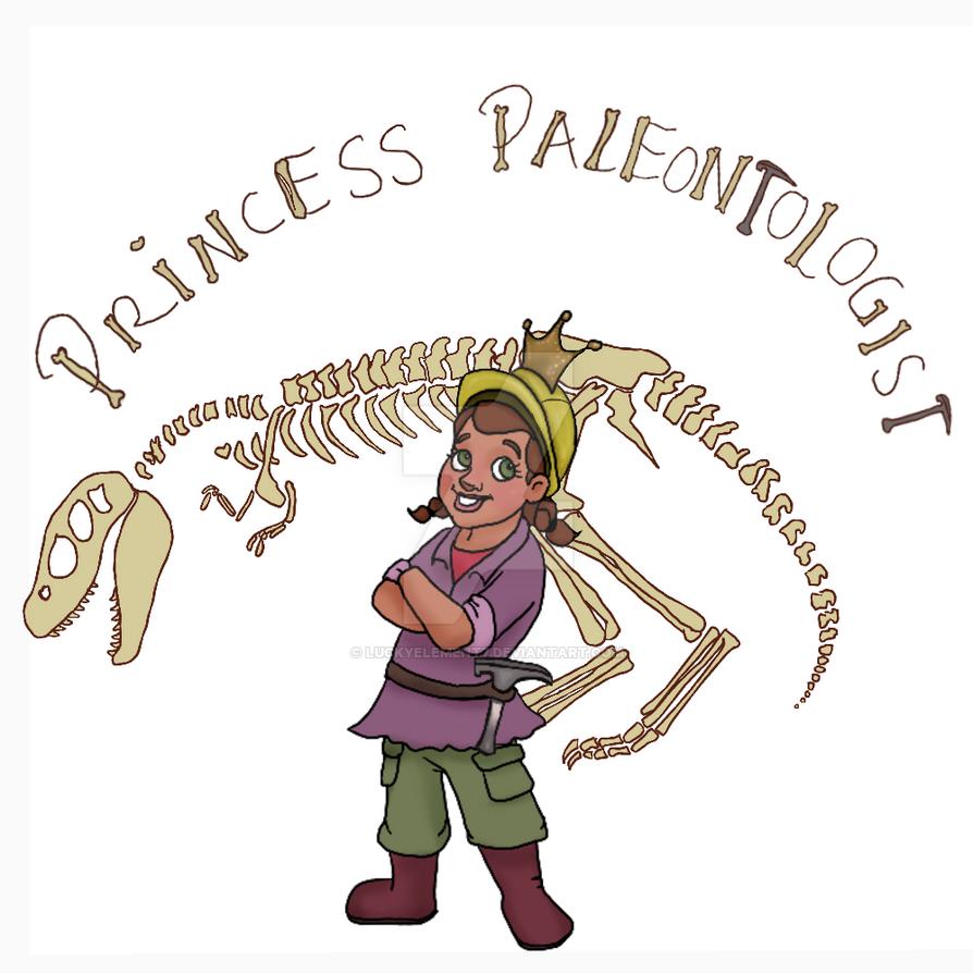 Princess Paleontologist by LuckyElement7