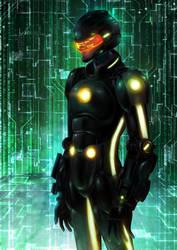 Cyberspace by fatalframerZer043