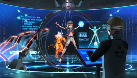 Energy Lab V2 by fatalframerZer043