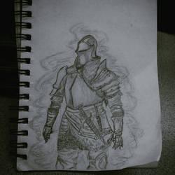 Dark Souls  by sneakyreptile
