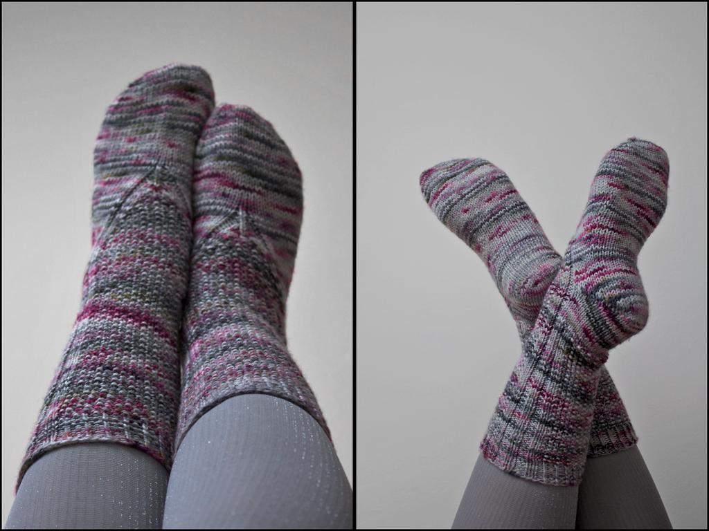 Lancet Socks by emiko42