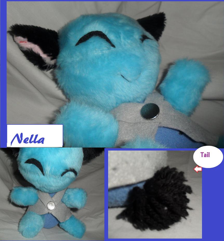 Lil' Nella by Trinket-Fox