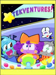 Tekventures Cover Image by Trinket-Fox