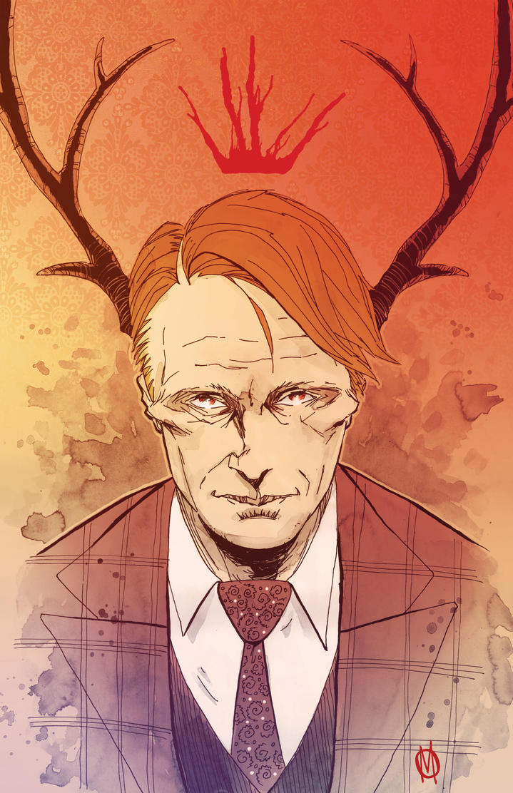 Hannibal by MikeOppArt