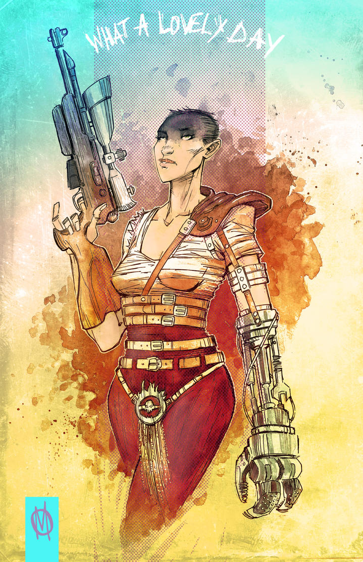 Imperator Furiosa by MikeOppArt