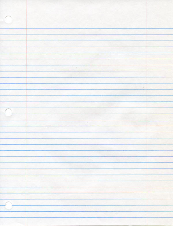Pristine Looseleaf Paper by Cliffski