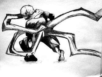 #1.-  Unravel Ghoul by Sollrack