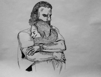 #3.- I m glad you re back, Beth... by Sollrack