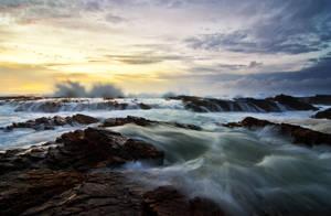 Coastal Cascade by fistfulofneurons