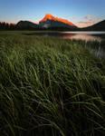 Vermillion Sunset
