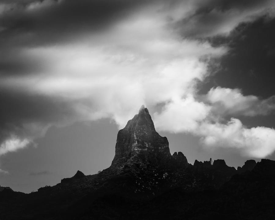 The Smokey Mountain by fistfulofneurons