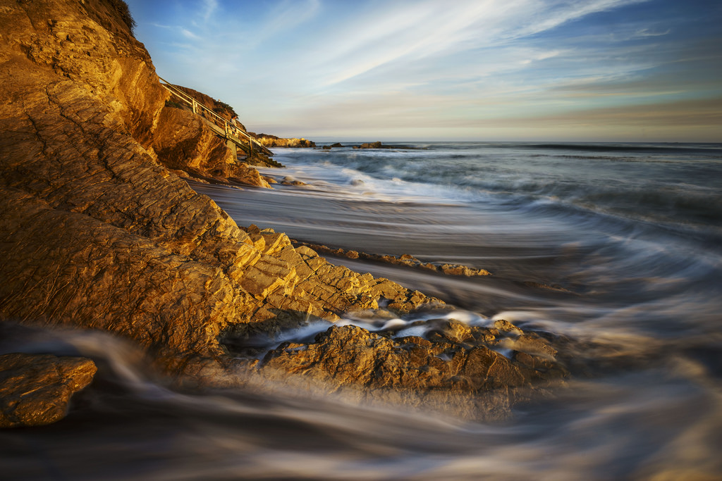 Stairway to the Sea by fistfulofneurons
