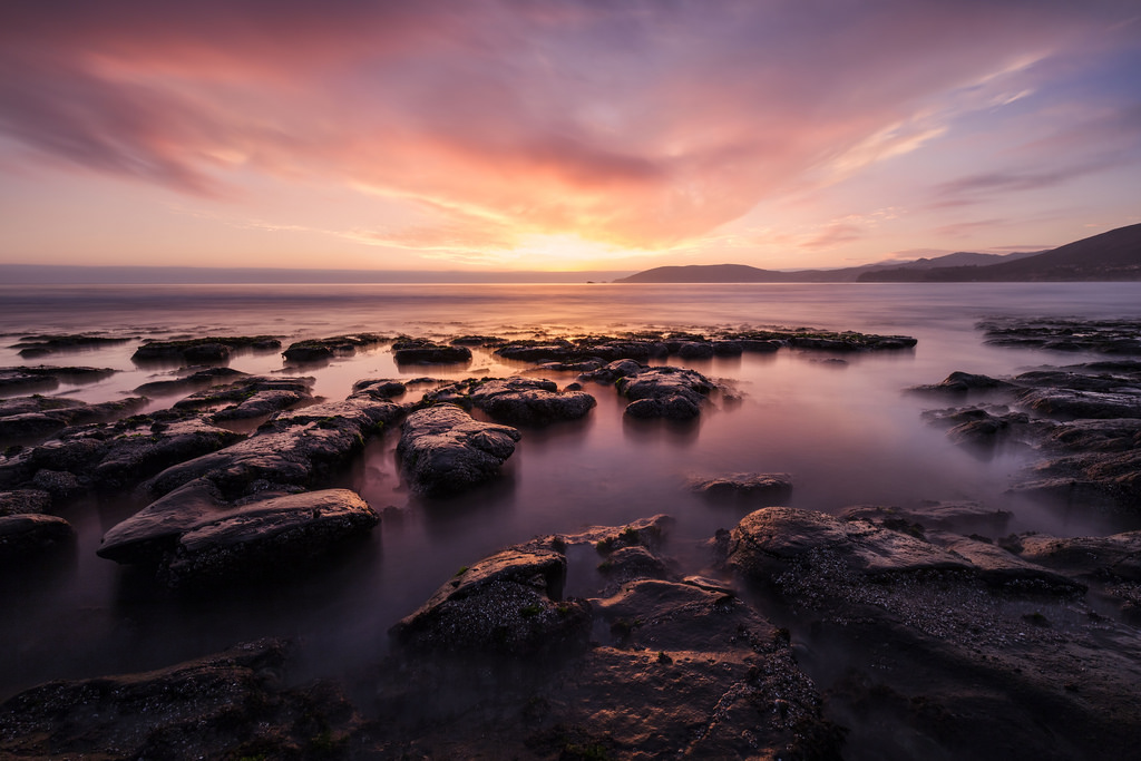 Low Tide Reflections by fistfulofneurons