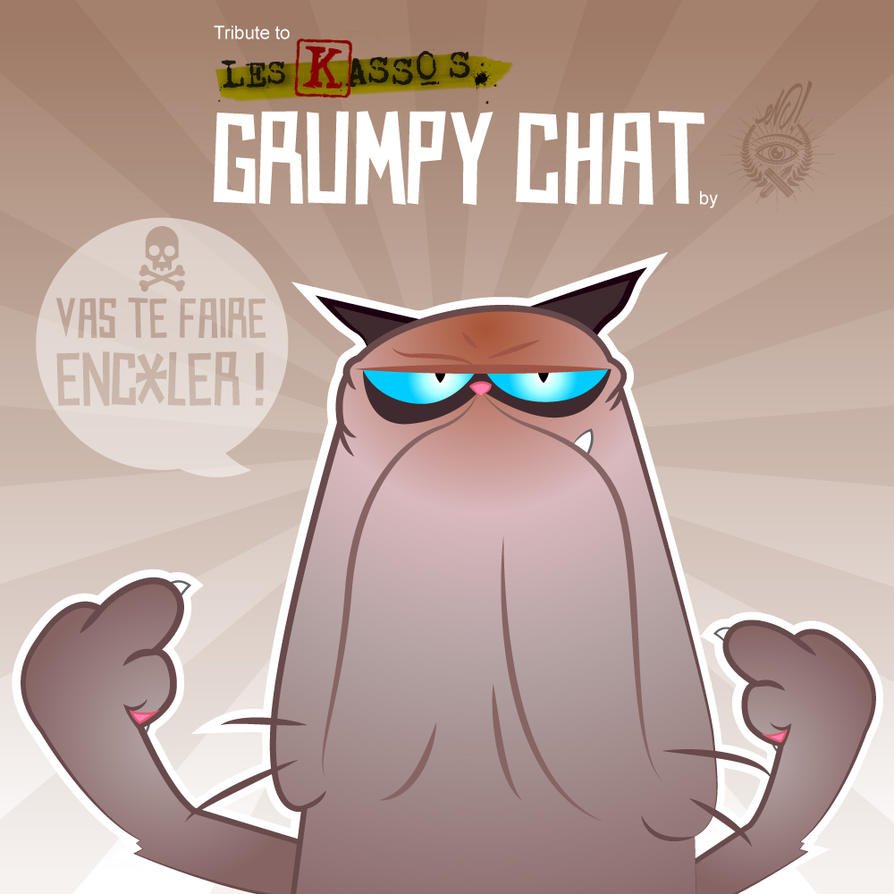 Kassos Grumpy Cat