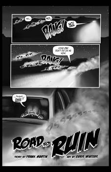Road to Ruin page 1