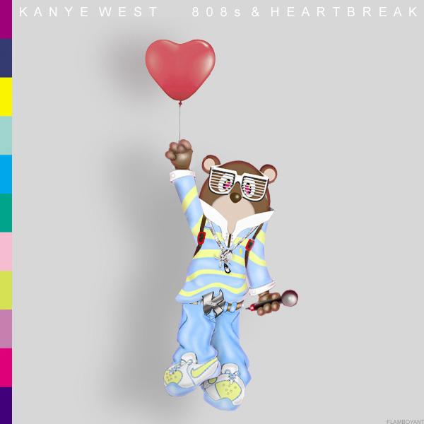 Kanye West Wallpaper 808