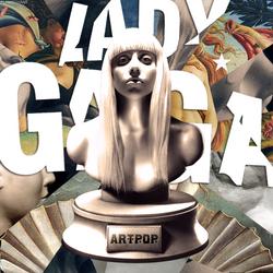 Lady Gaga - ARTPOP by FlamboyantDesigns