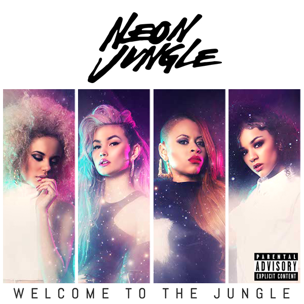 Neon Jungle - Welcome To The Jungle by FlamboyantDesigns ...