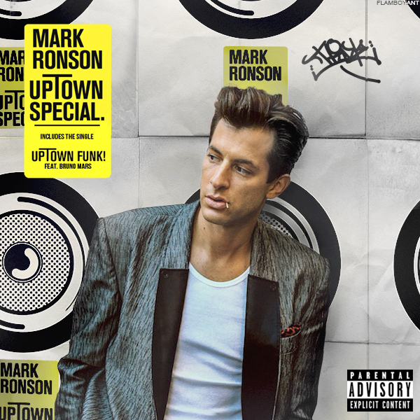 Mark Ronson - Uptown Special by FlamboyantDesigns on ...