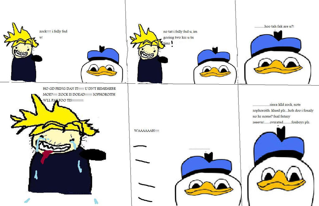 Dolan duck spiderman - photo#8