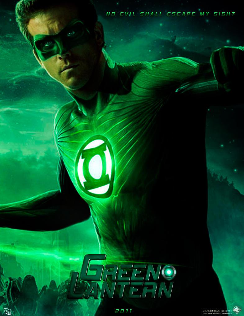Green lantern by agustin09