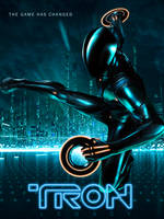 Tron legacy 3D by agustin09