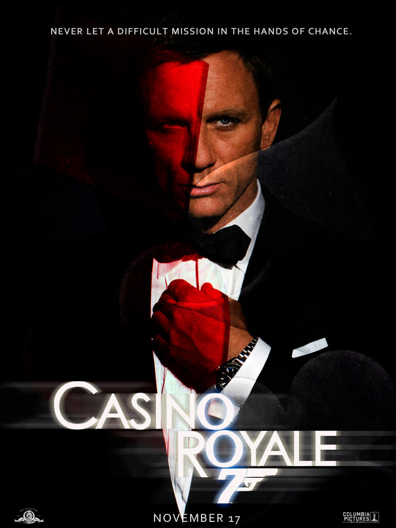 casino royal poster