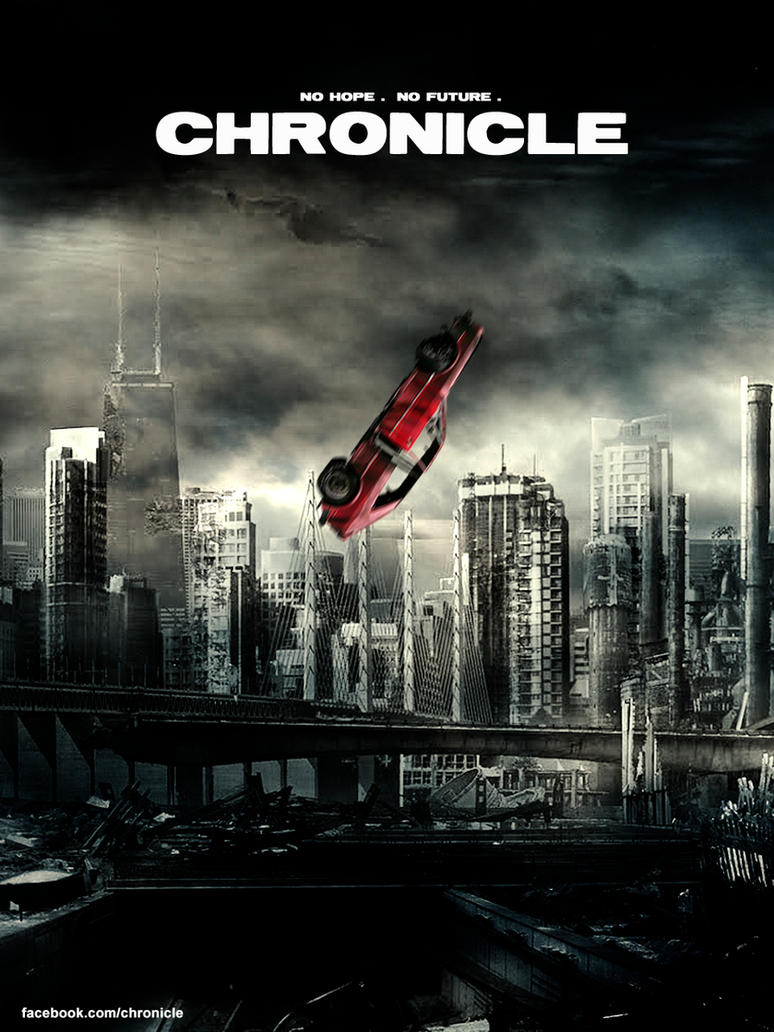 Chronicle Unofficial Poster By Agustin09 On Deviantart