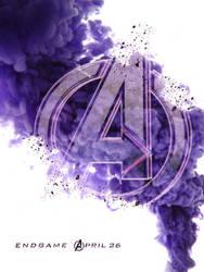 Avengers Endgame teaser by agustin09