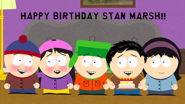 Stan Birthday