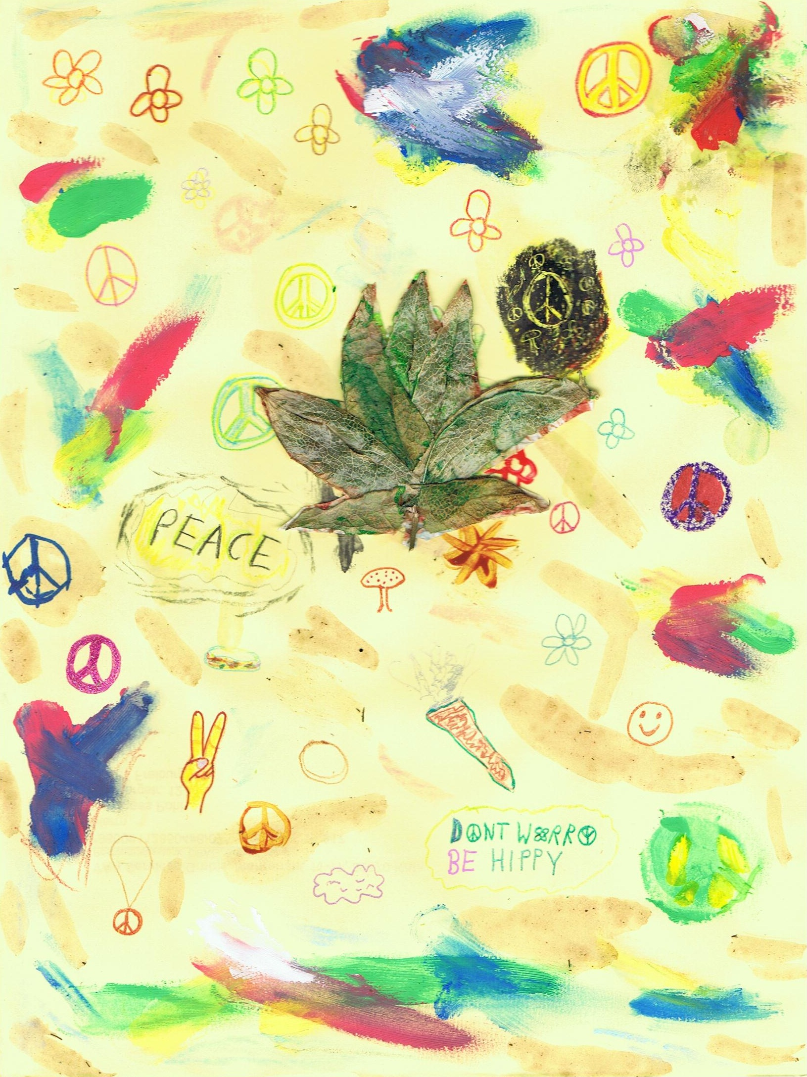 Make peace not war by Dominik19
