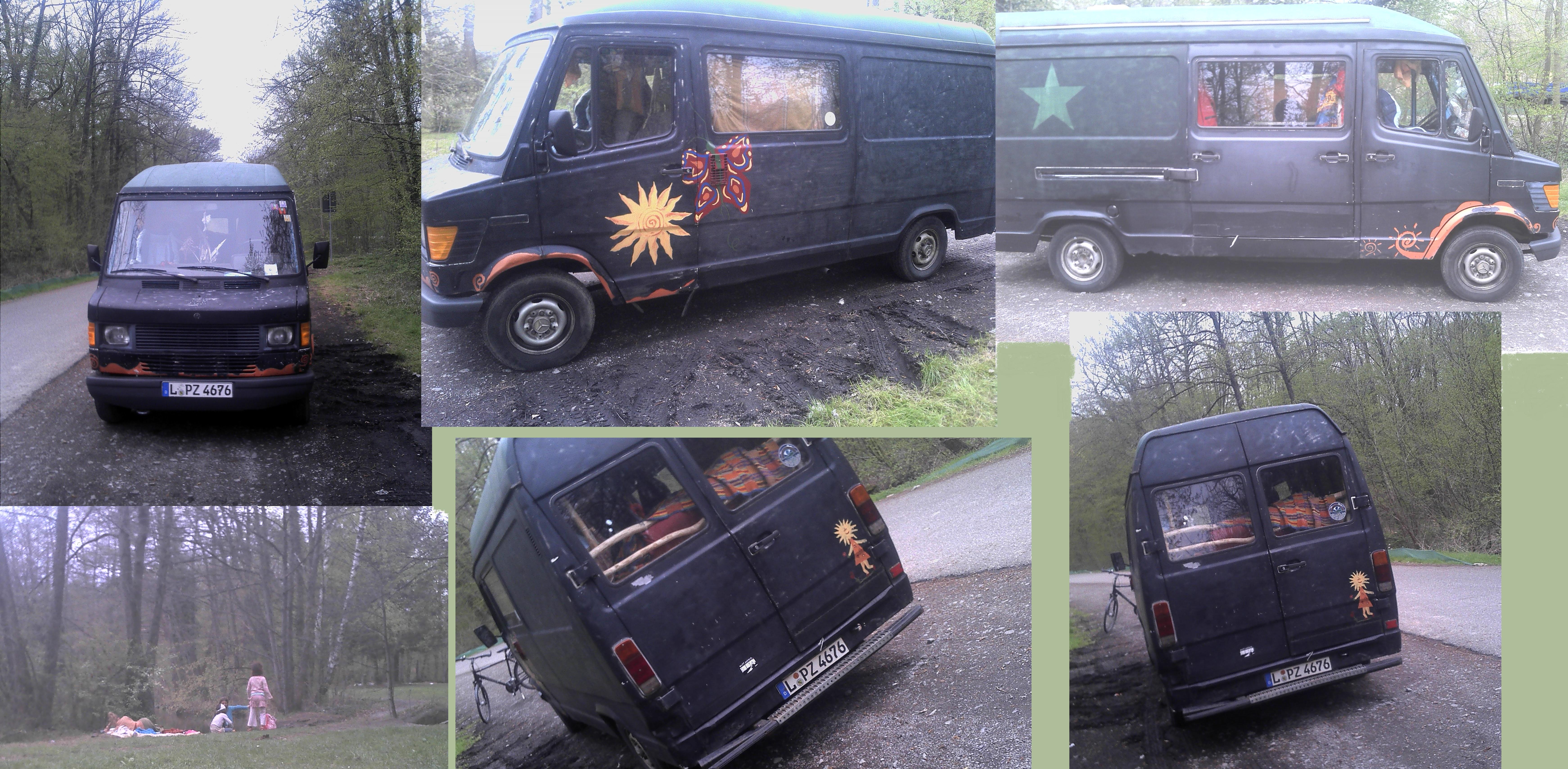 Hippie Van by Dominik19