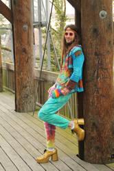 Laessiger Hippi by Dominik19