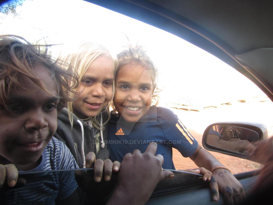 Aboriginal community 2 by Dominik19